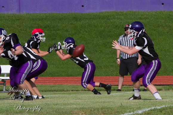 Scrimmage game 8-22-14